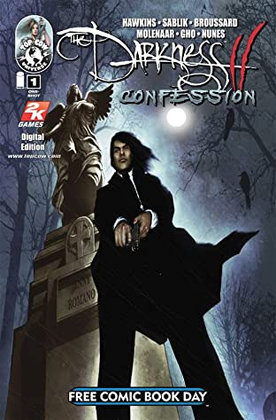 FCBD 2011 The Darkness 2: Confession No.1