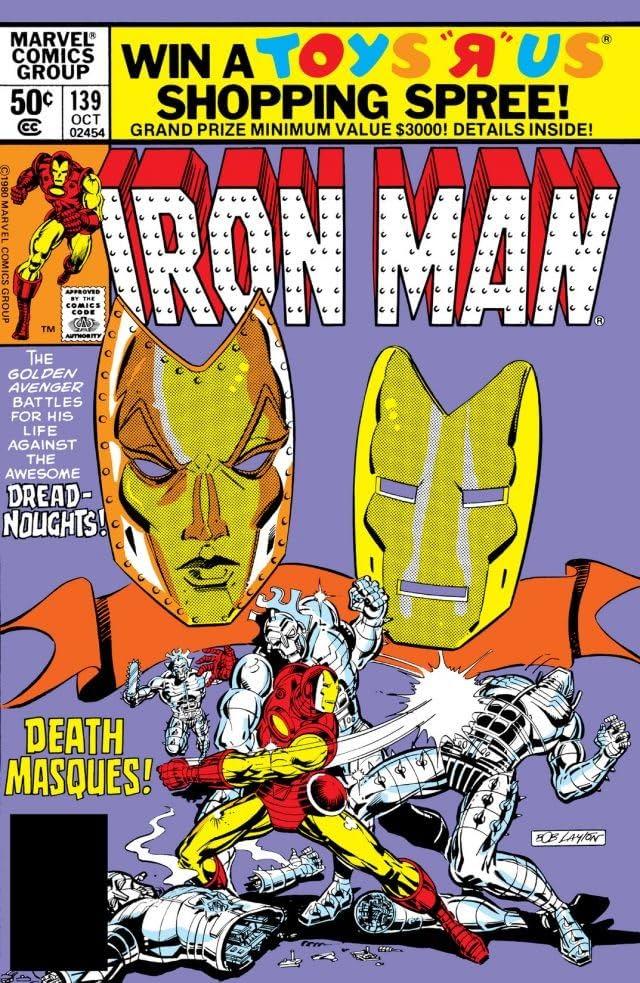 Iron Man (1968-1996) #139