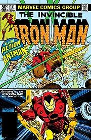 Iron Man (1968-1996) No.151
