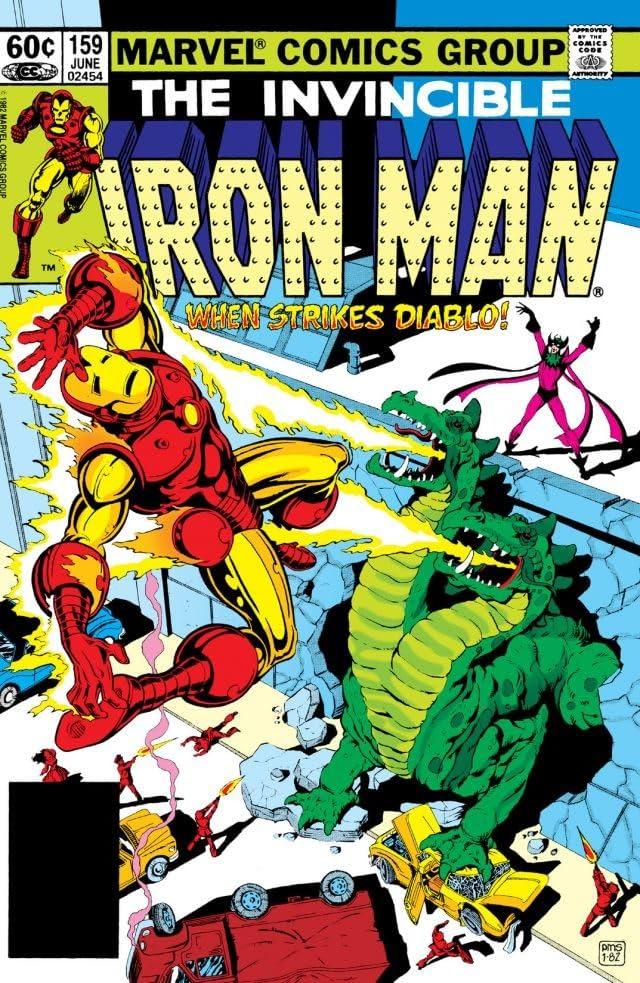 Iron Man (1968-1996) #159