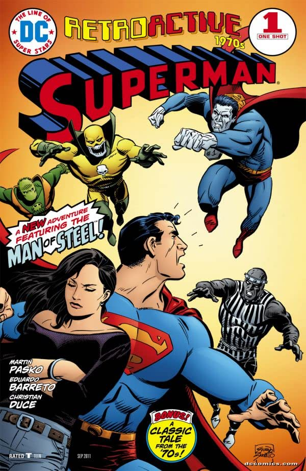DC Retroactive: Superman - The 70s #1