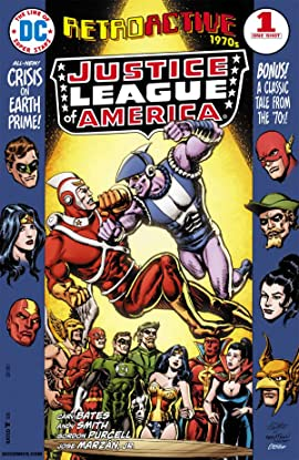 DC Retroactive: Justice League of America - The 70s #1