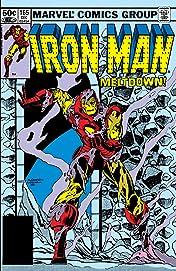 Iron Man (1968-1996) #165