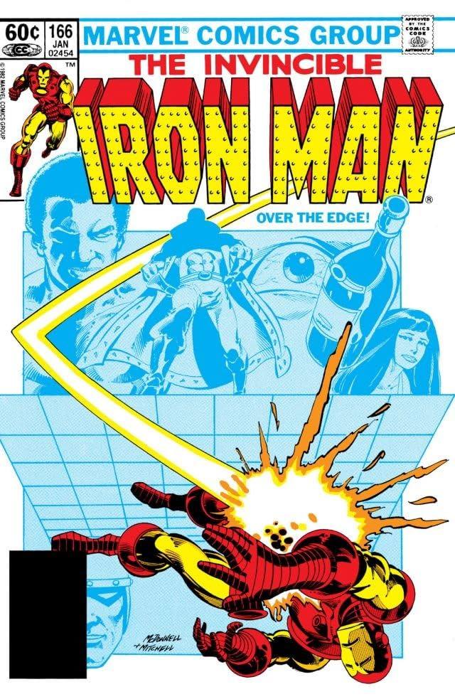 Iron Man (1968-1996) #166