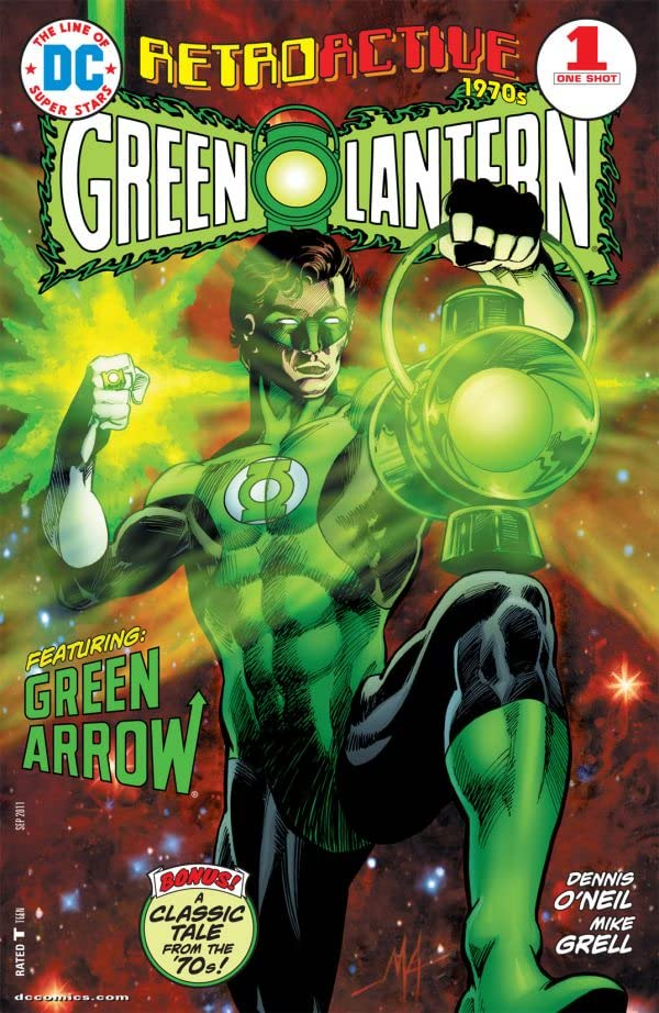 DC Retroactive: Green Lantern - The 70s #1