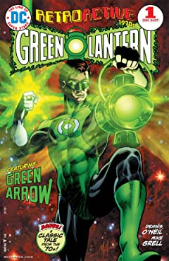 DC Retroactive: Green Lantern - The 70s No.1