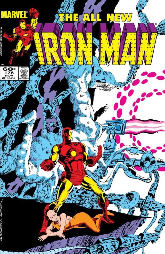 Iron Man (1968-1996) #176