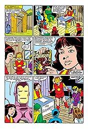 Iron Man (1968-1996) #178