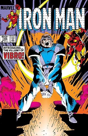 Iron Man (1968-1996) #186