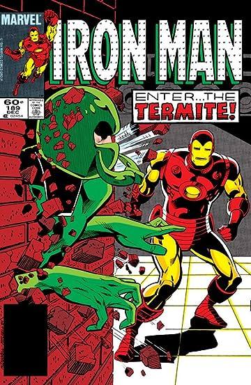 Iron Man (1968-1996) #189