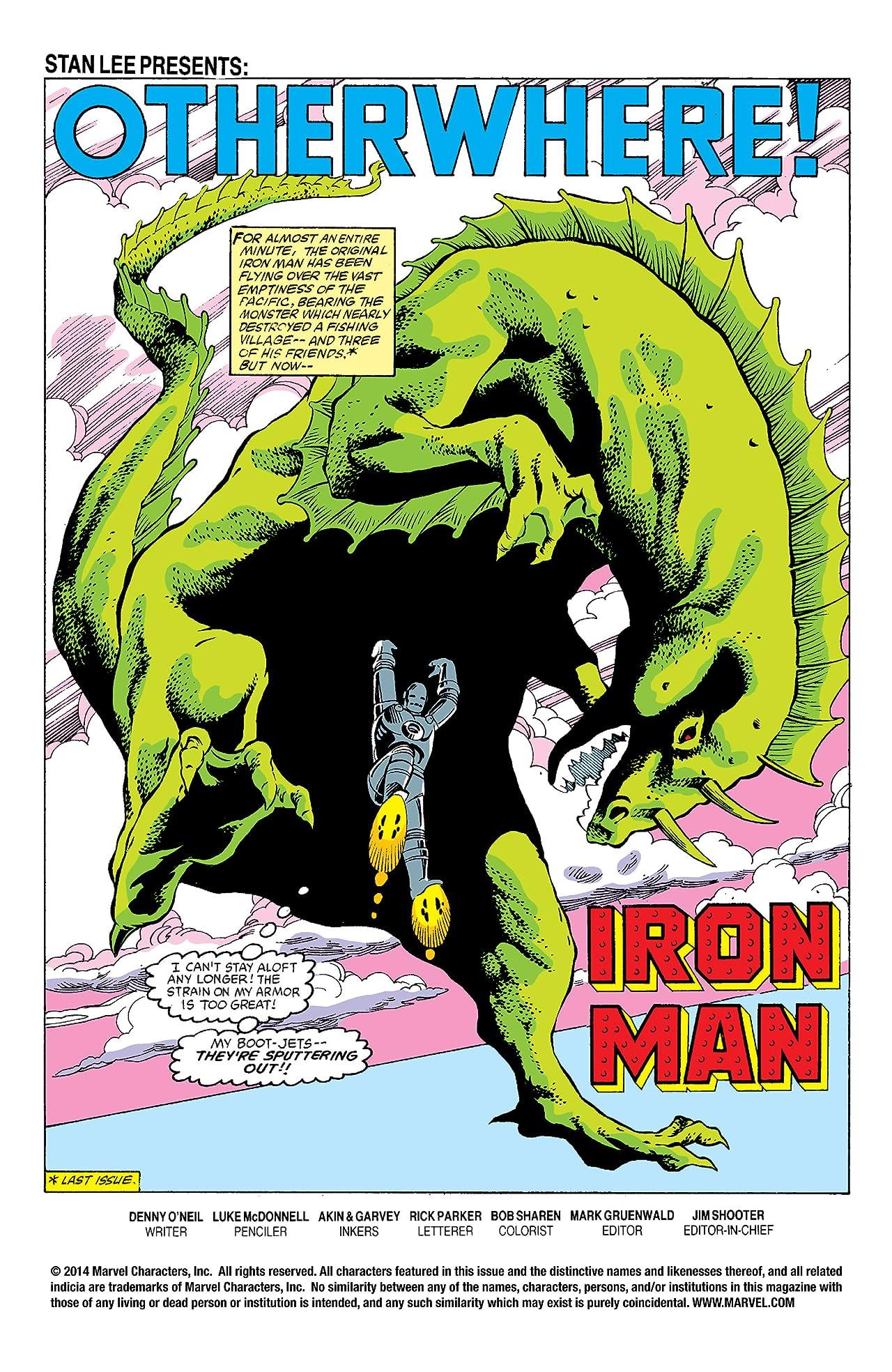 Iron Man (1968-1996) #194