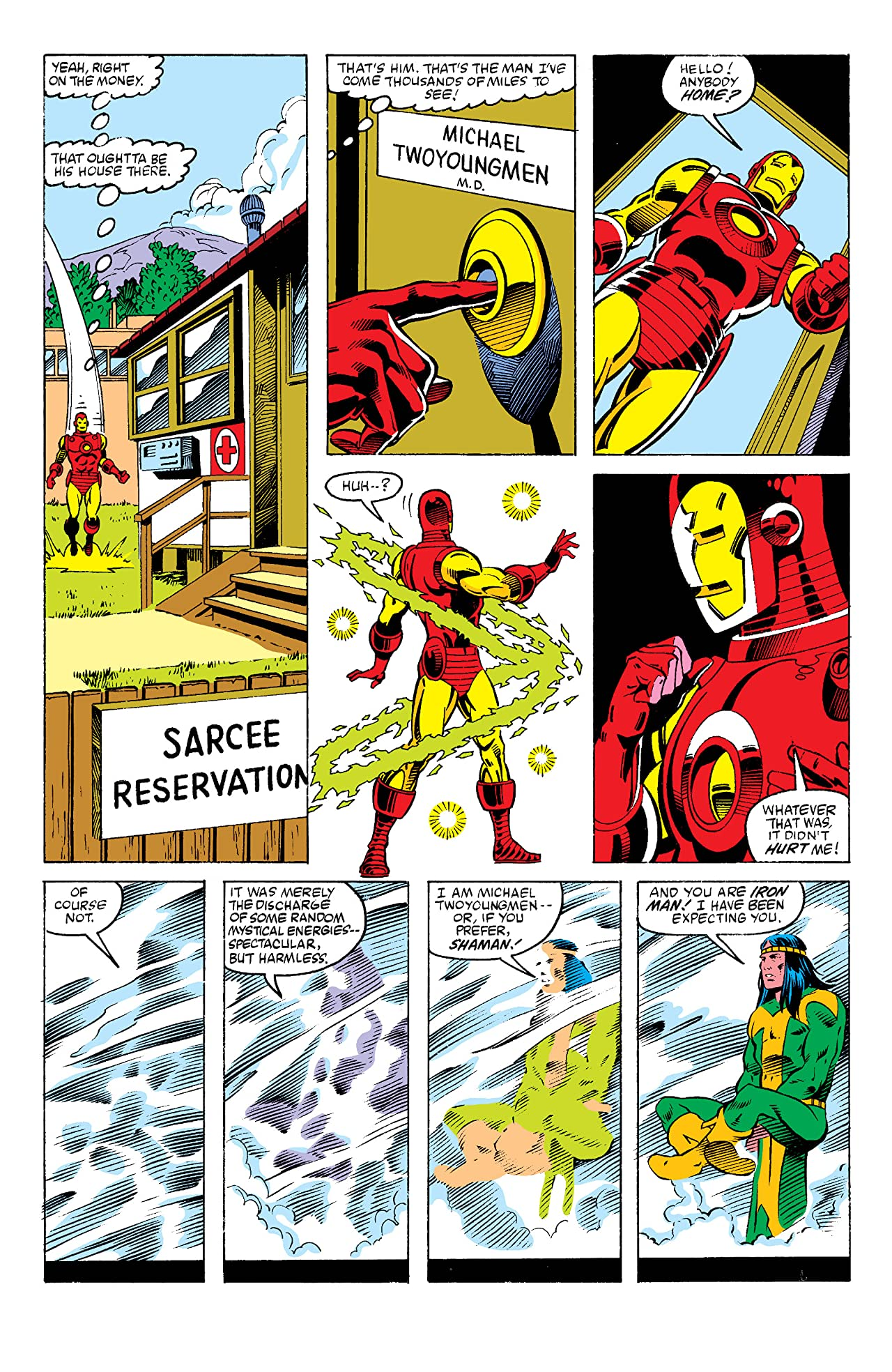 Iron Man (1968-1996) #195