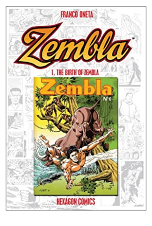 ZEMBLA Vol. 1: The Birth of Zembla