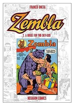 ZEMBLA Vol. 2: A Bride for the Sky-God