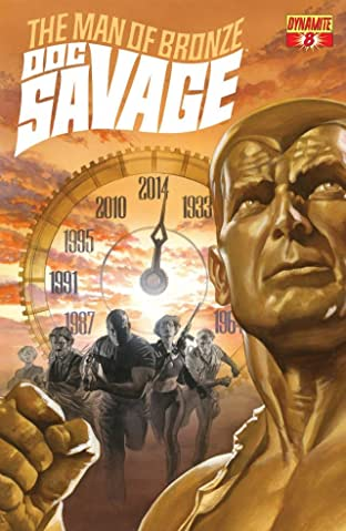 Doc Savage #8: Digital Exclusive Edition