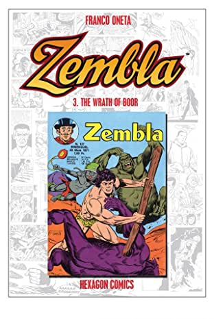 ZEMBLA Vol. 3: The Wrath of Boor