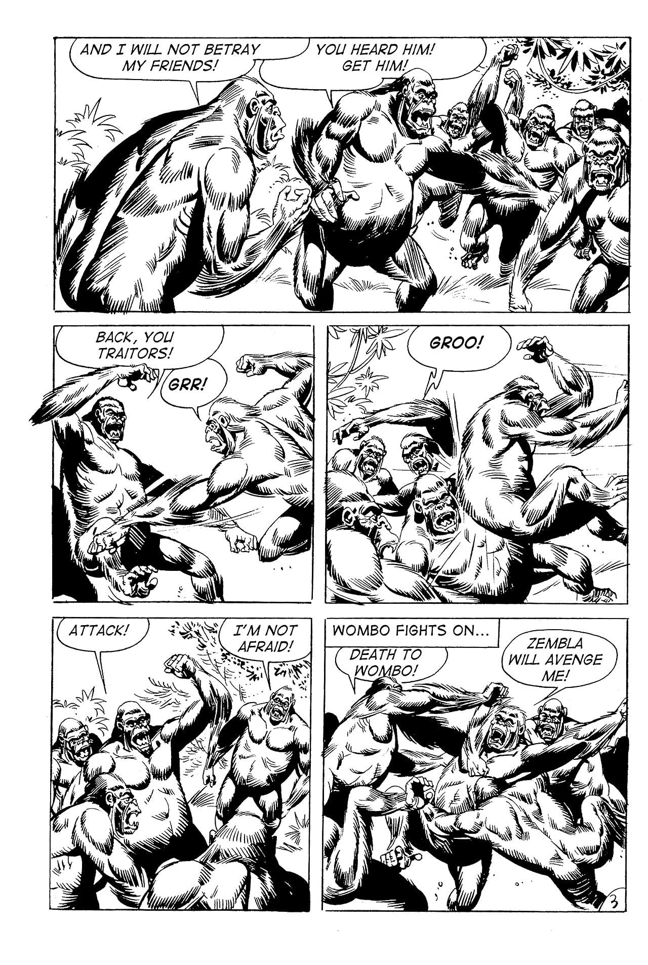 ZEMBLA Vol. 3: The Wrath of Boor