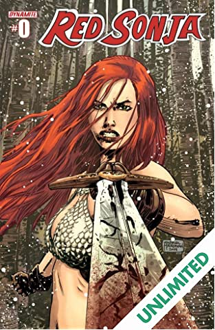 Red Sonja #0: Digital Exclusive Edition
