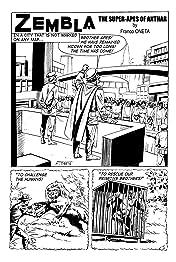 ZEMBLA Vol. 4: The Super-Apes of Anthar