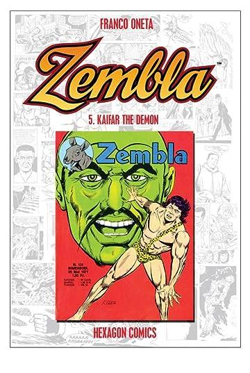 ZEMBLA Vol. 5: Kaifar the Demon