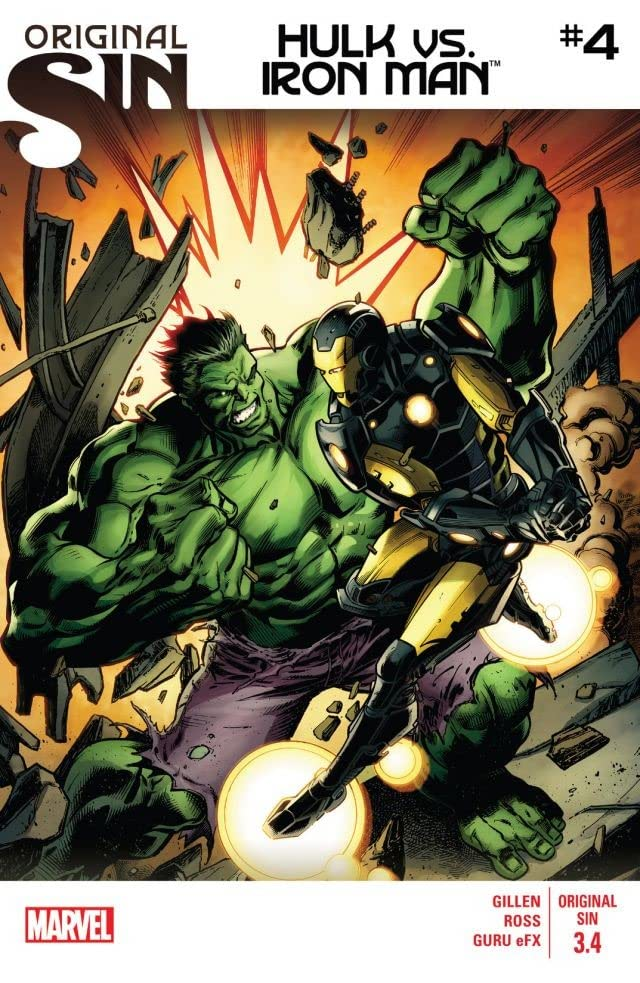 Original Sin: Hulk vs. Iron Man #4