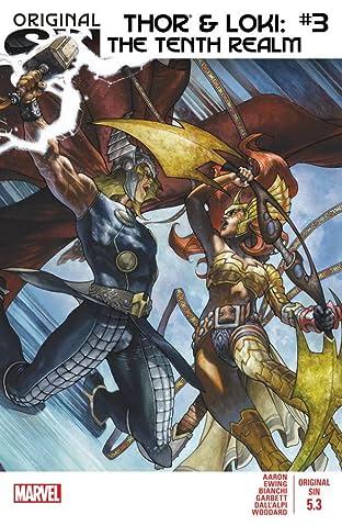 Original Sin: Thor & Loki #3