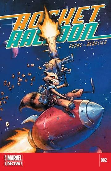 Rocket Raccoon (2014-) #2