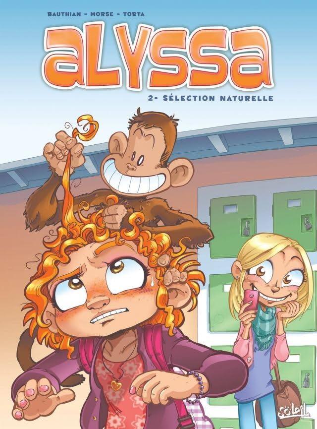 Alyssa Vol. 2: Sélection naturelle