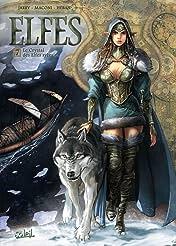 Elfes Vol. 7: Le Crystal des Elfes sylvains