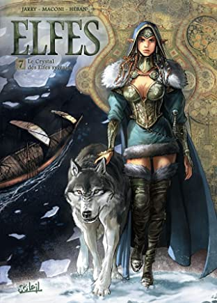 Elfes Tome 7: Le Crystal des Elfes sylvains