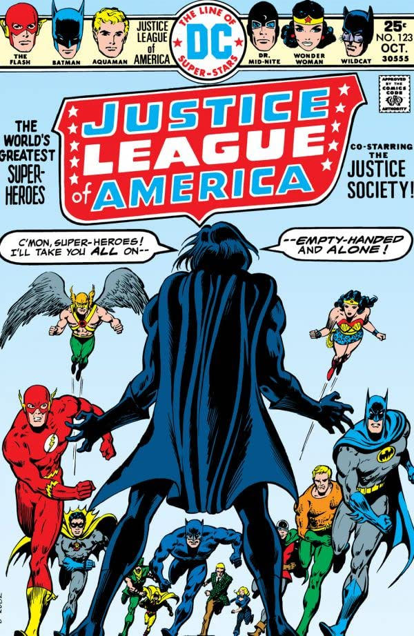 Justice League of America (1960-1987) #123