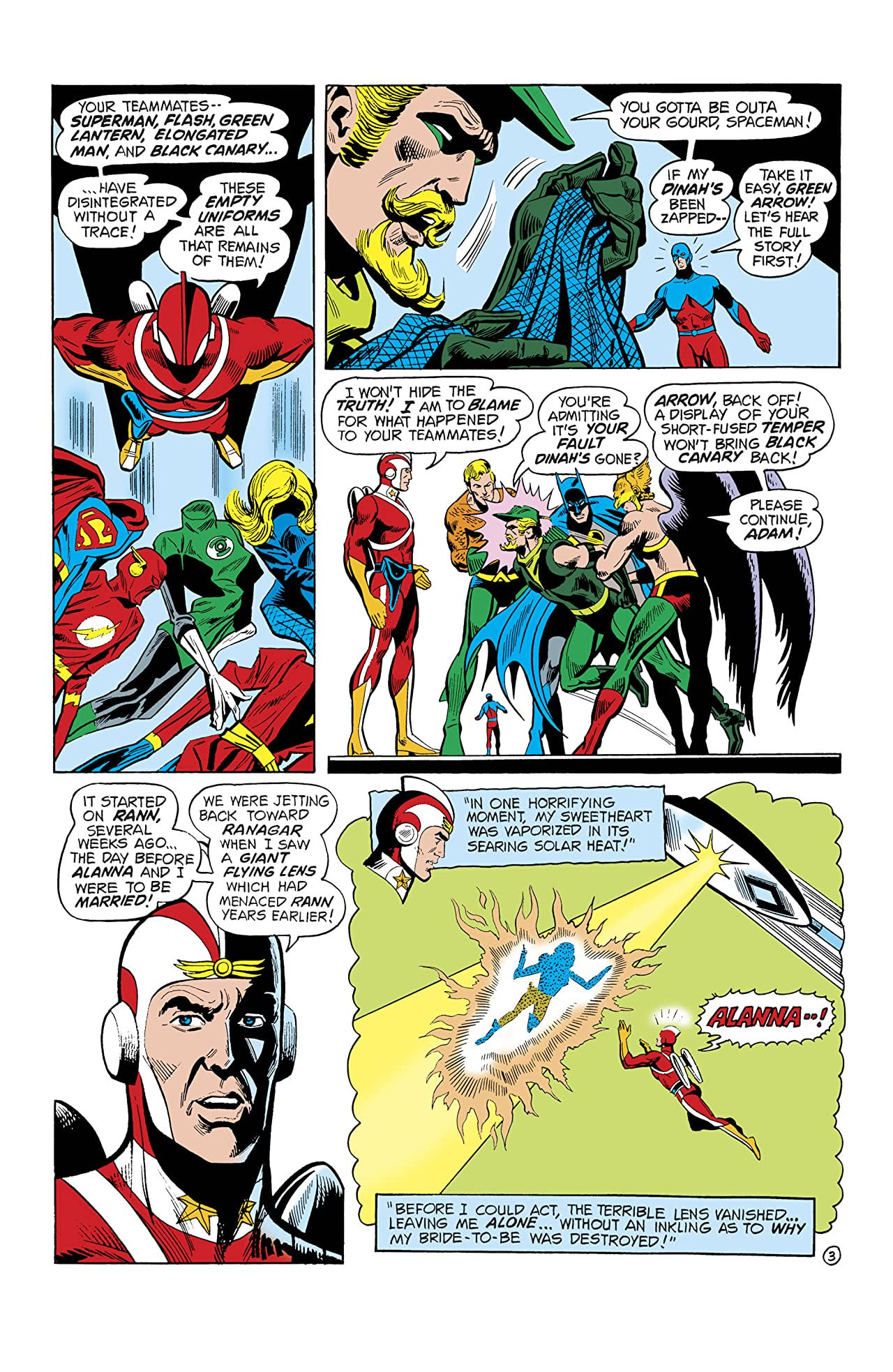 Justice League of America (1960-1987) #121