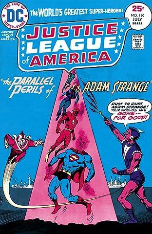 Justice League of America (1960-1987) #120