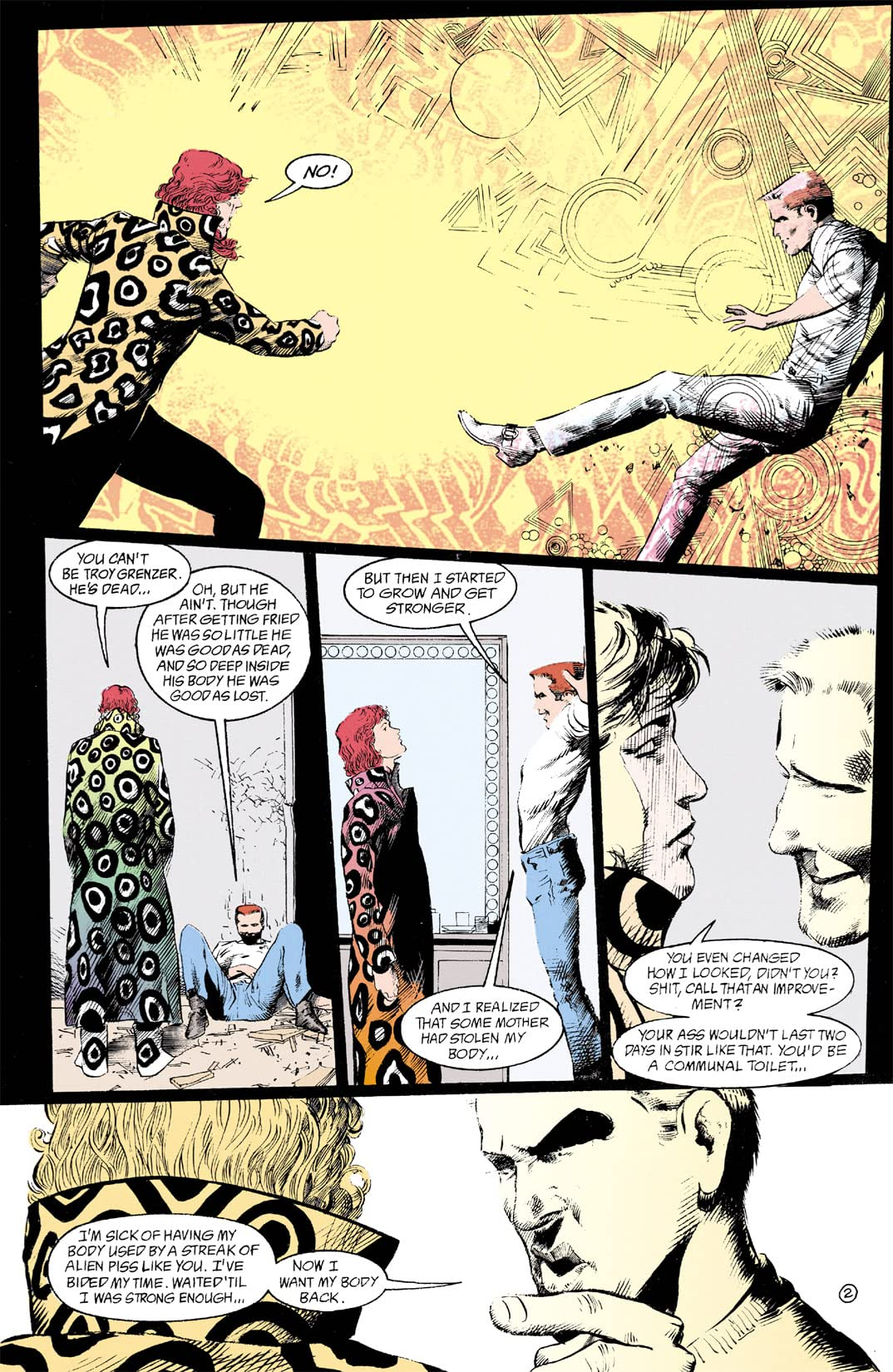 Shade, the Changing Man (1990-1996) #12