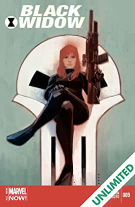 Black Widow (2014-2015) #9
