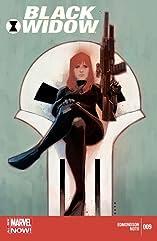 Black Widow (2014-) #9