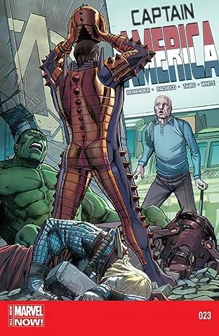 Captain America (2012-) #23