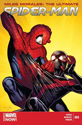Miles Morales: Ultimate Spider-Man (2014-2015) No.4
