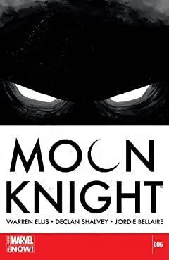 Moon Knight (2014-2015) No.6