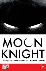 Moon Knight (2014-) #6
