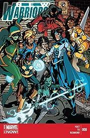 New Warriors (2014) #8