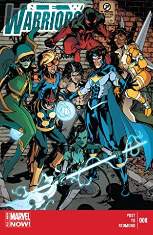 New Warriors (2014-) #8