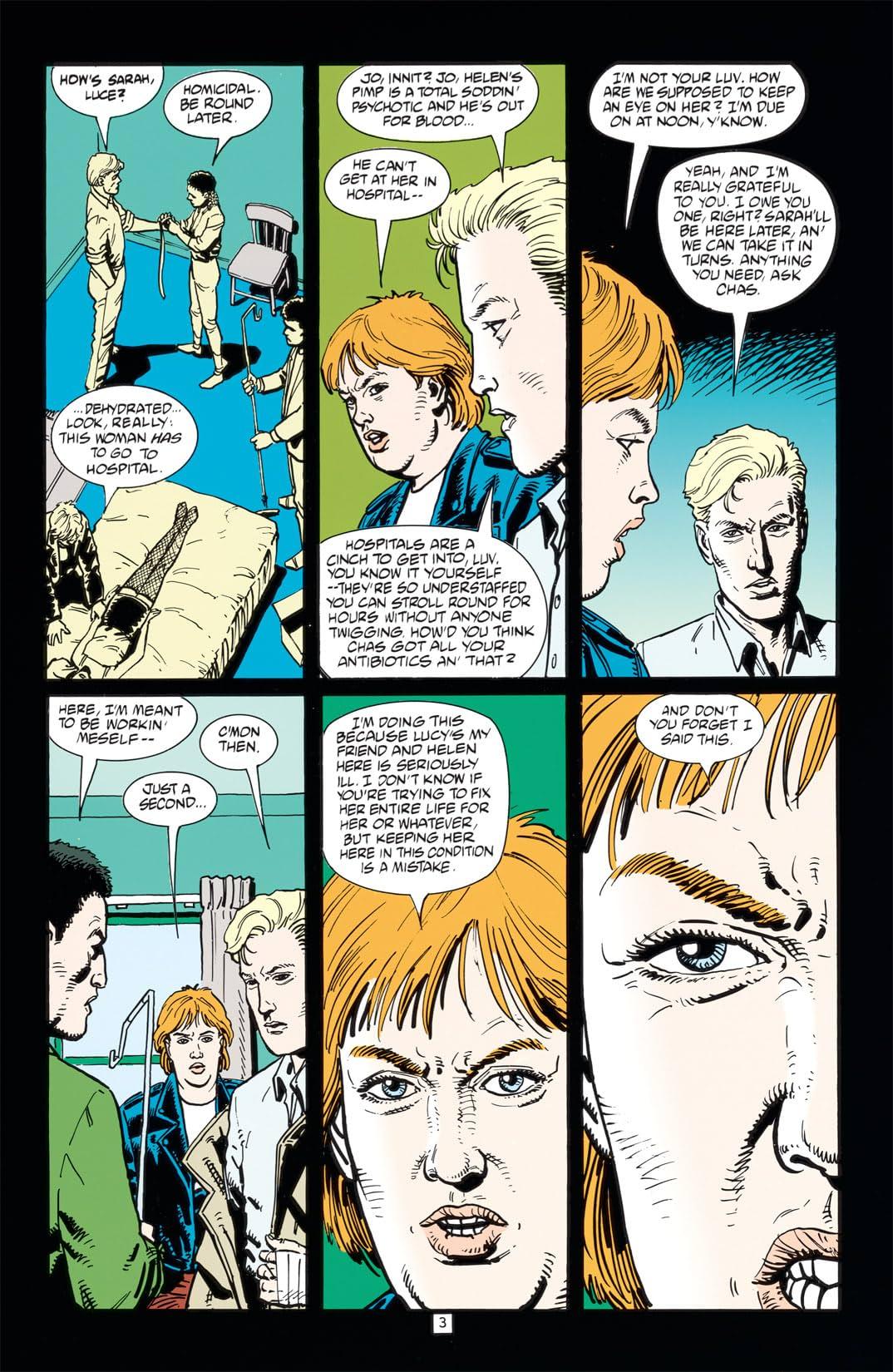 Hellblazer #79
