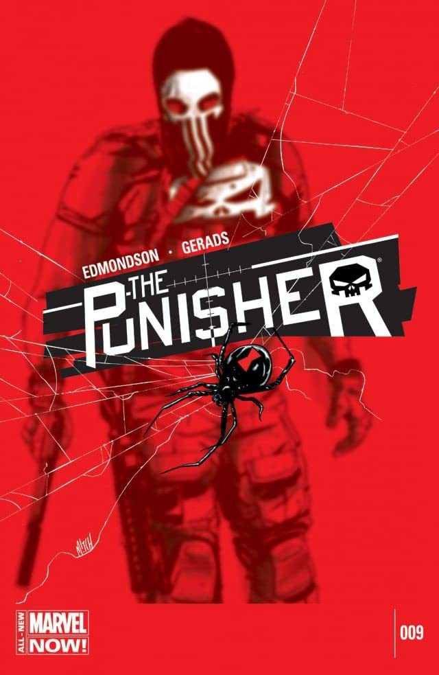 The Punisher (2014-2015) #9