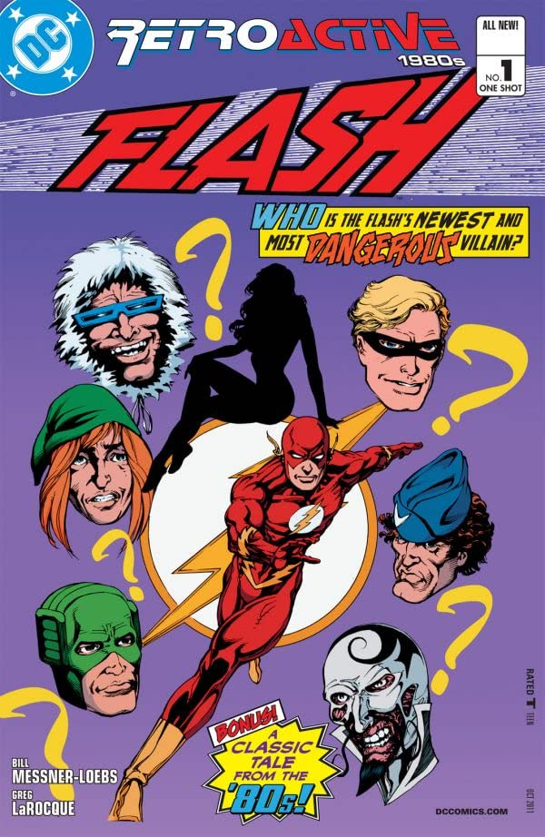 DC Retroactive: The Flash - The 80s #1