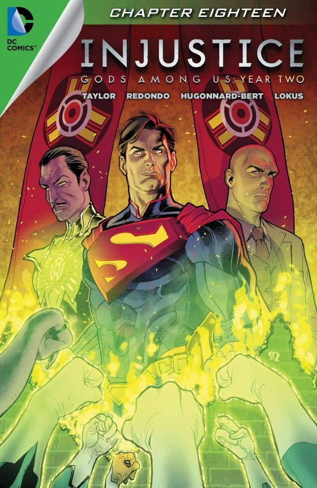 Injustice: Gods Among Us: Year Two (2014-) #18