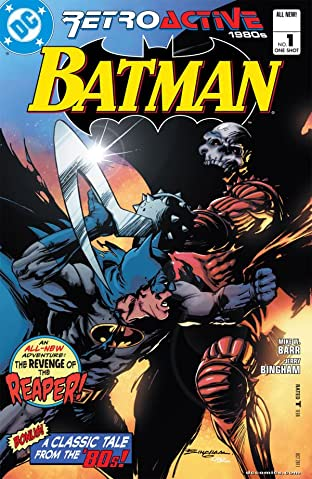 DC Retroactive: Batman - the 80s #1