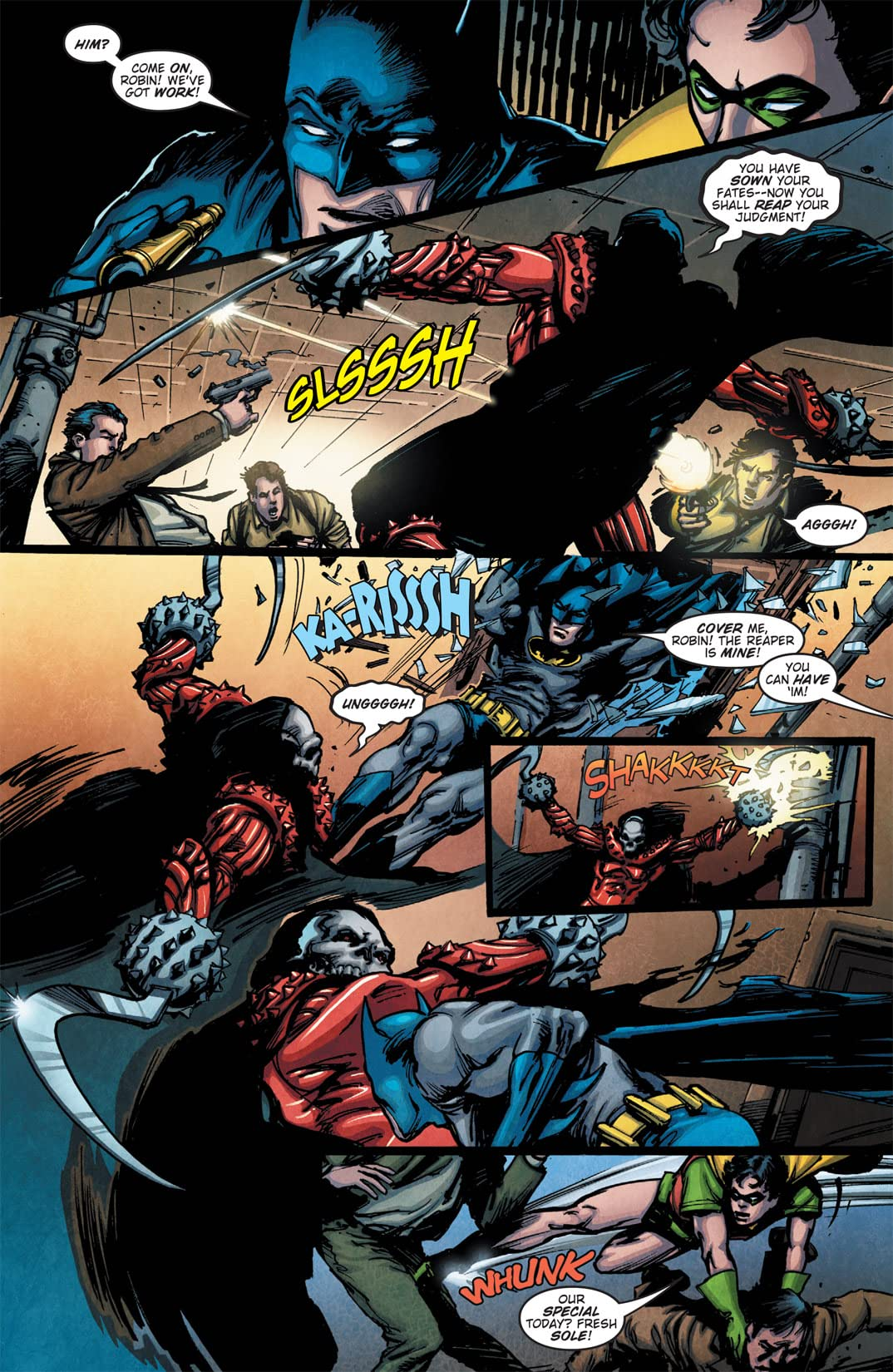 DC Retroactive: Batman - the 80s #1