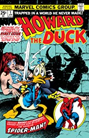 Howard the Duck (1976-1979) No.1
