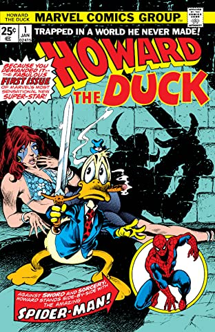 Howard the Duck (1976-1979) #1
